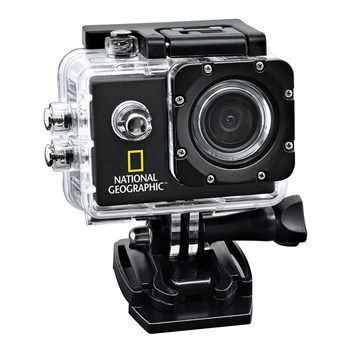 National Geographic Motion Fuld HD action kamera